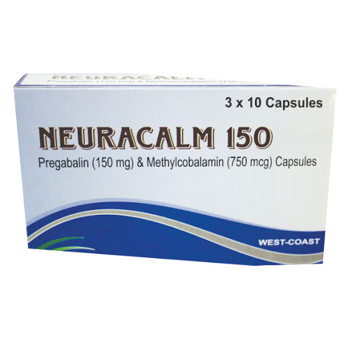 NEURACALM 150MG X30