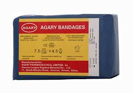 AGARY COTTON BANDAGE 6 INCHES