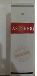 ASTYFER BLOOD TONIC 200ML
